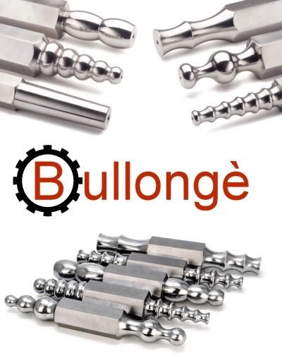 5 ferramentas universal BULLONGÈ DEH5 para ourives