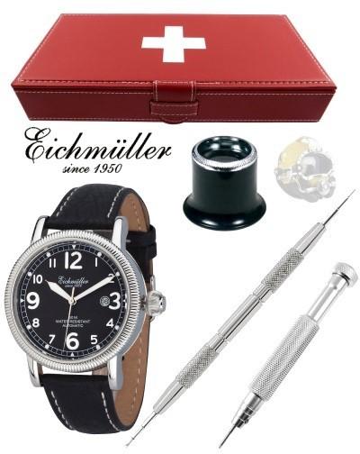 Eichmueller watch CULT EXCLUSIVE BLACK