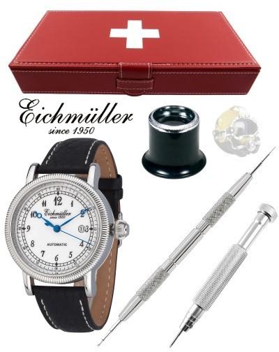 Eichmueller watch CULT EXCLUSIVE WHITE